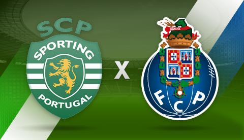classico ao vivo sporting vs porto