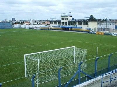 Estádio Municipal do Pinhão    ogol.com.br c90befea0caab