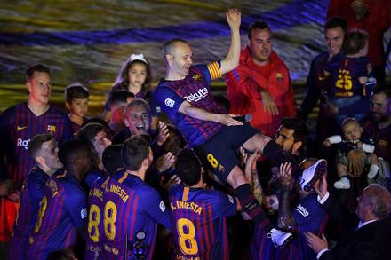 289f483ab4933 Barcelona x Real Sociedad - Liga Espanhola 2017 18 - CampeonatoJornada 38