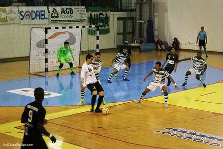 Eléctrico x Sporting - Taça de Portugal Futsal 2018 2019 - 1 16 de ... ca0f20fec300b