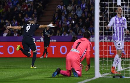 18c23b50bfbc6 Valladolid x Real Madrid - Liga Espanhola 2018 19