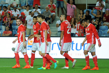 Benfica x Derby County - Algarve Football Cup 2016 - J3