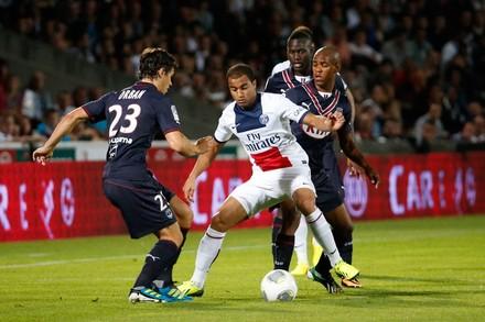 Bordeaux X Psg Ligue