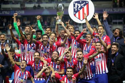 Real madrid club de ftbol estatsticas ttulos ttulos supertaa europeia 2018 real madrid stopboris Images