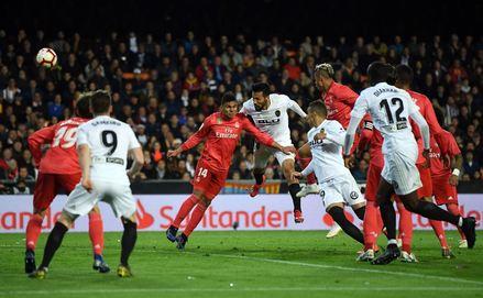 b506f5a55b580 Valencia x Real Madrid - Liga Espanhola 2018 19 - Campeonato Jornada 30