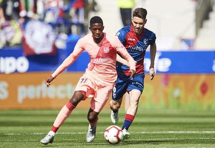 3f024e91c6995 Huesca x Barcelona - Liga Espanhola 2018 19 - Campeonato Jornada 32