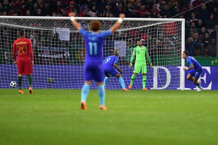 Portugal 0-3 Holanda    Amistosos Seleções 2018    Ficha do Jogo ... dfee1248f6199