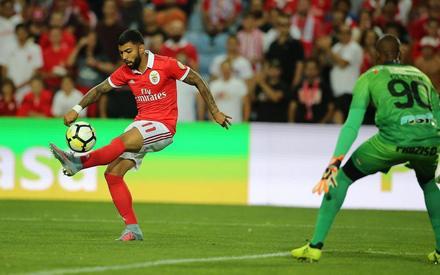 Olhanense x Benfica - Taça de Portugal Placard 2017/2018 - 3ª Eliminatória