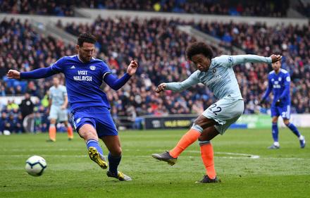 Cardiff City x Chelsea - Premier League 2018/2019 - Campeonato