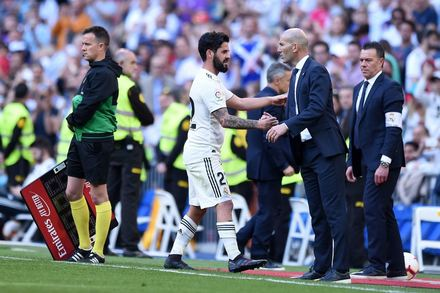 afff52c9fc704 Real Madrid x Celta de Vigo - Liga Espanhola 2018 19 - Campeonato Jornada 28