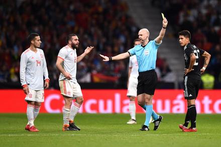 Espanha 6-1 Argentina    Amistosos Seleções 2018    Ficha do Jogo ... 618fa7f1b3ade