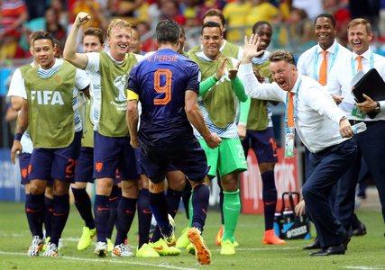 7d13db4efd Espanha v Holanda (Mundial 2014)    ogol.com.br
