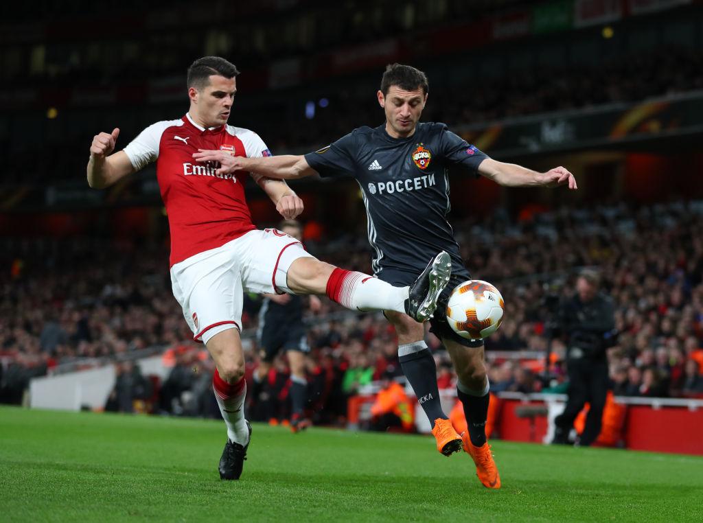 Resultado de imagem para Arsenal x CSKA