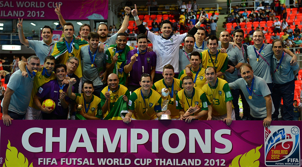 FIFA Futsal World Cup Thailand 2012    Fotos    ogol.com.br e4c0e9c878e37