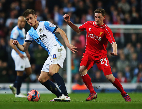 Joe Allen, Tom Cairney, Blackburn , Liverpool, Fulham