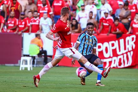 Internacional 1-2 Grêmio    Campeonato Gaúcho 2018    Ficha do Jogo ... 8d9b5b1063de9