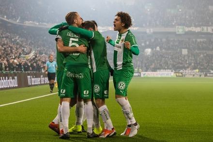 Allsvenskan 1994 09 25