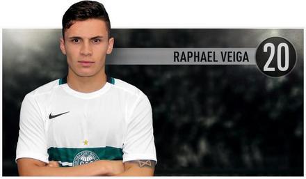 São Paulo entra na disputa com Palmeiras por meia Raphael Veiga