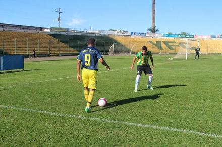 Ypiranga-RS 0-0 Real Sport Club