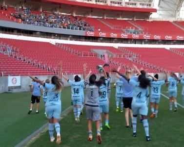 Grêmio Foot-Ball Porto Alegrense - Feminino    Estatísticas ... 642a5d3026834