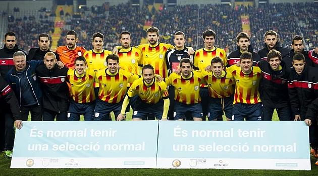 Cataluña 4-1 Cabo Verde