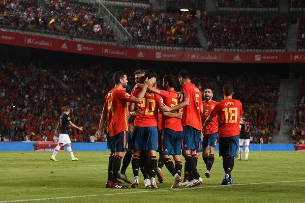 Espanha convocada para enfrentar Croácia e Bósnia    ogol.com.br bdfb97e6fd313
