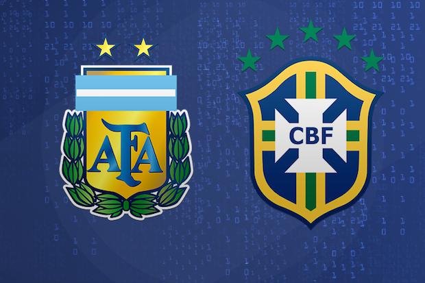 Brasil x Argentina  Números e curiosidades estatísticas do clássico ... df8a20e4582ae