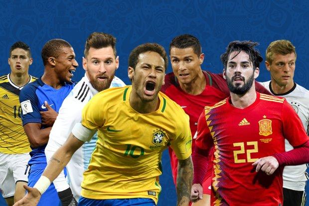 Confira os convocados das 32 seleções para a Copa    ogol.com.br 08fe2e27821eb