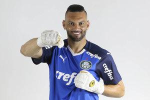 Weverton Weverton Pereira Da Silva Palmeiras