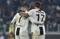 Ronaldo e Mandzukic marcam e Juve bate SPAL para manter liderança ... 7efe15ee09062