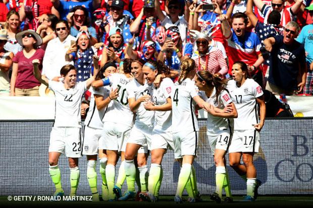708a8708e03f7 Estados Unidos goleiam Japão e conquistam Copa do Mundo Feminina ...