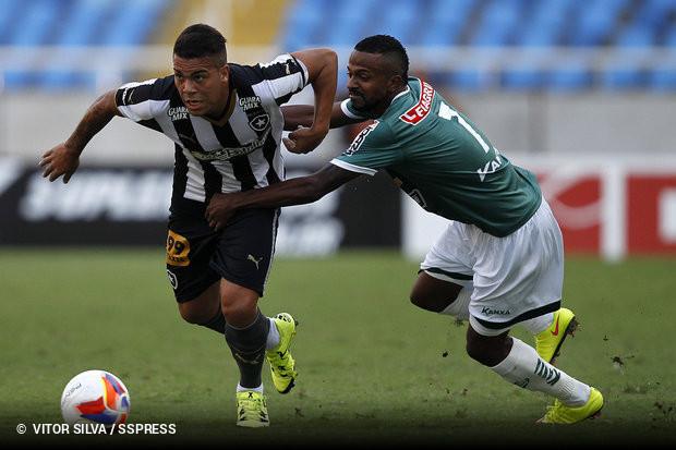 O Botafogo chegou ao terceiro empate seguido na Série B. No Nilton Santos 69dfd24630fcf