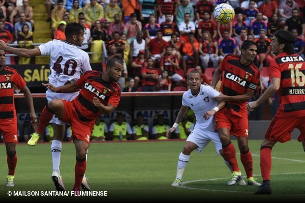 Sport aproveita erros do Fluminense e vence    ogol.com.br 36b0cb4d78c61