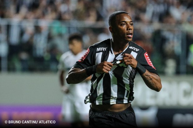 Dorival evita criar expectativas por retorno de Robinho    ogol.com.br 02b06e44246a8