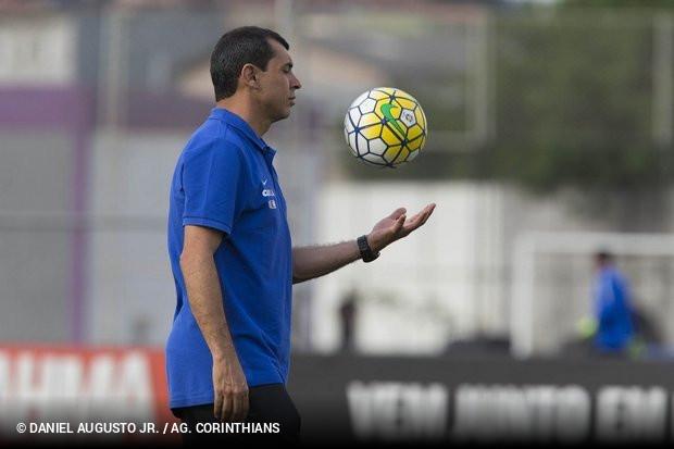 Novo técnico do Corinthians foi apadrinhado por Mano Menezes e segue ... 441bed42731f0