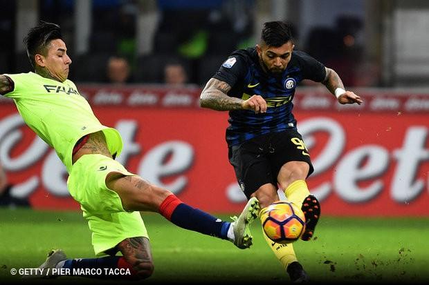 O brasileiro jogou cerca de 70 minutos no duelo contra o Bologna. O jogo  valia vaga nas quartas de final da Copa ... bd4fb842209ba
