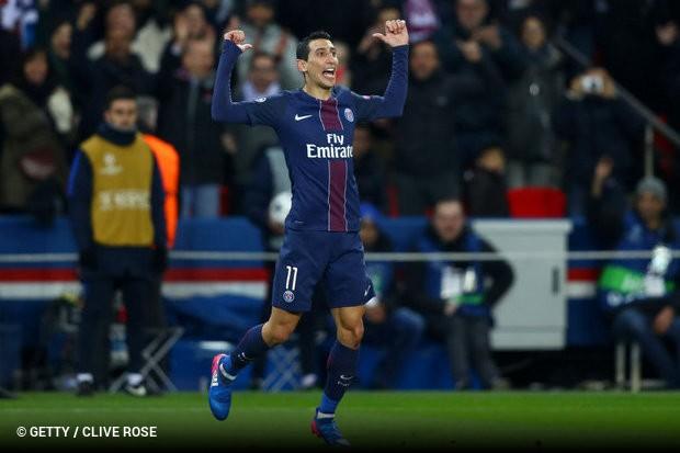 Ángel Di María ainda não convenceu no Paris Saint-Germain e pode deixar o  clube ao fim da temporada 29ab58e8066c0