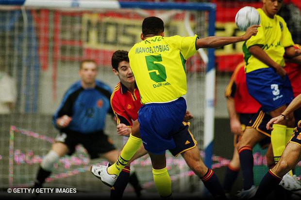 Manoel Tobias viveu muitos sonhos no futsal  conquistou o mundo e33794589f324