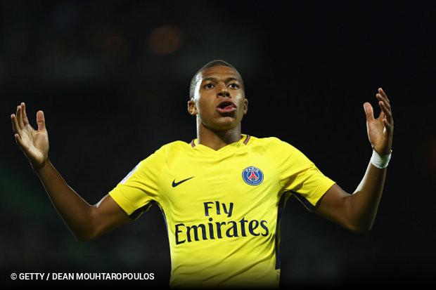 c4c6e108c59e0 Kylian Mbappé é o vencedor do Golden Boy de 2017