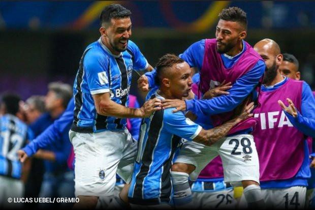 Golaço de Everton na prorrogação garante Grêmio na final do Mundial ... 05a413e603cc8