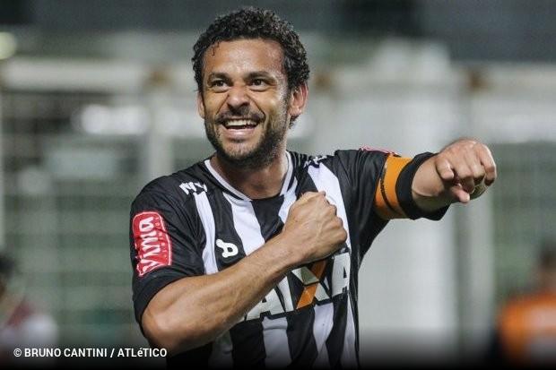 c3184e4ac4 Atlético Mineiro confirma saída de Fred    ogol.com.br