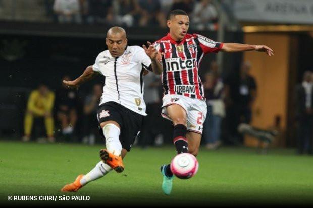 23b9d4a521c Não faltou emoção em Itaquera. Corinthians e São Paulo fizeram um grande  jogo