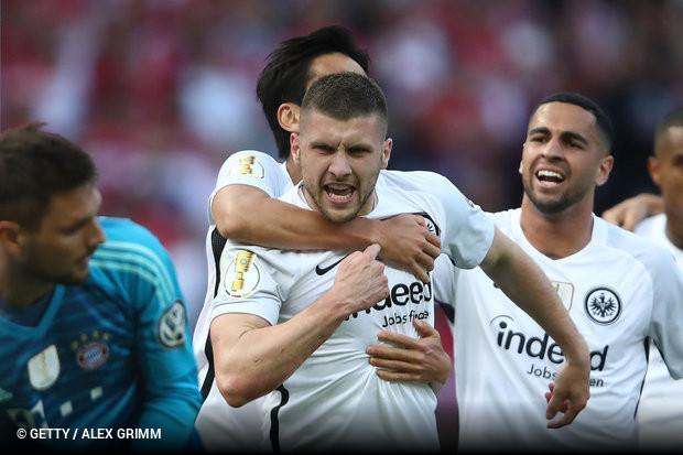 bdd27f399e Eintracht Frankfurt derruba Bayern de Munique para conquistar Copa da  Alemanha