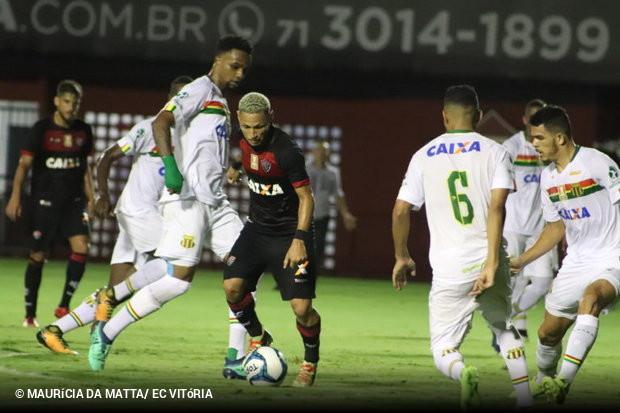 Sampaio Corrêa segura 0 a 0 em Salvador 23272e6cd14bd