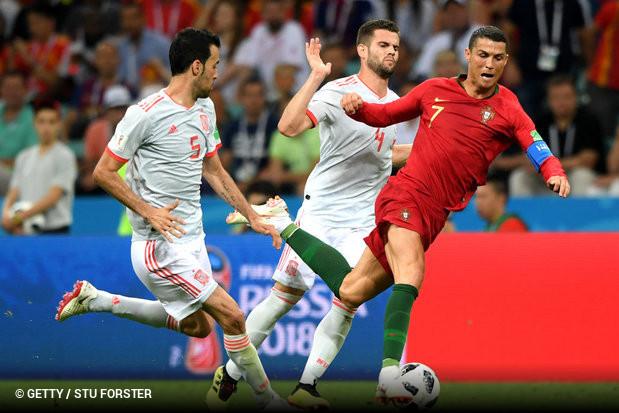 0ef909200e Portugal e Espanha era o duelo mais esperado da fase de grupos