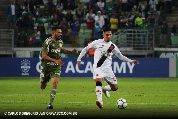 Deyverson garante vitória do Palmeiras sobre o Vasco    ogol.com.br 442756a3ec9a0