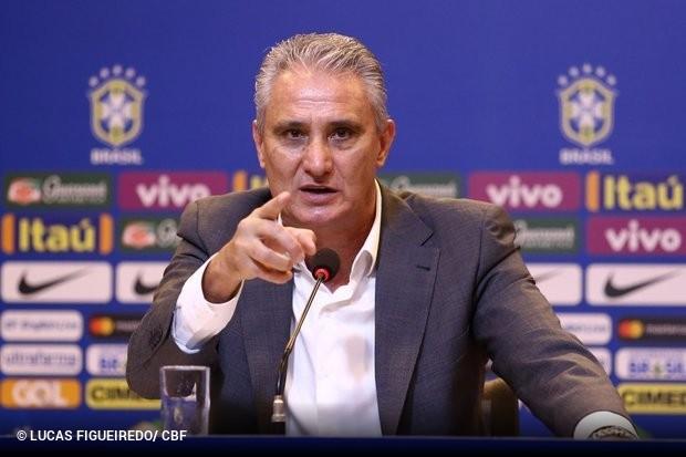 305a7610f2 O Brasil já tem os seus primeiros concovados pós-Copa do Mundo. Tite abriu  o novo ciclo da seleção com muitas novas caras para os amistosos contra  Estados ...