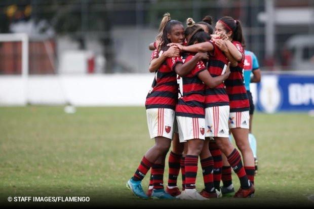 d660e2a76b3fe Semifinais do Brasileiro Feminino terão Fla x Corinthians e duelo paulista