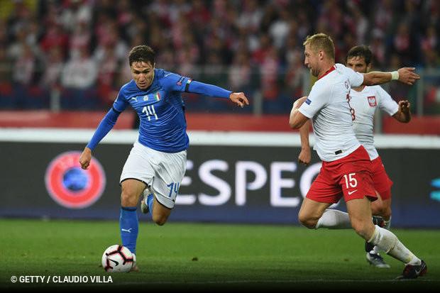 64172ddd55 A Itália ainda não encontrou o caminho para esquecer a decepção por ficar  fora da Copa do Mundo