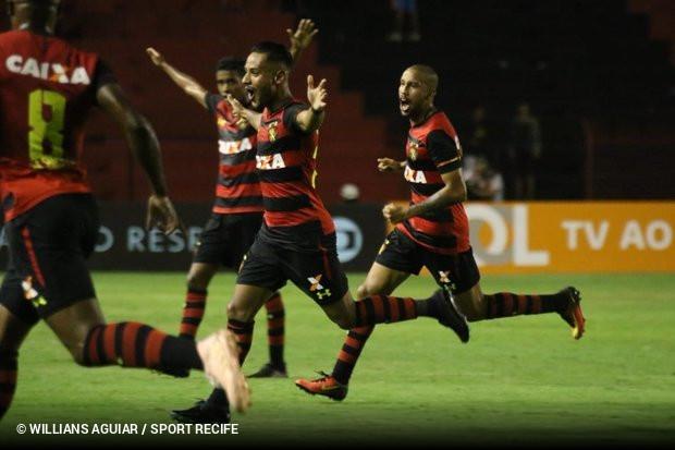 d850e5a6a1 Sport vence o Vasco e se mantém respirando no Brasileiro    ogol.com.br